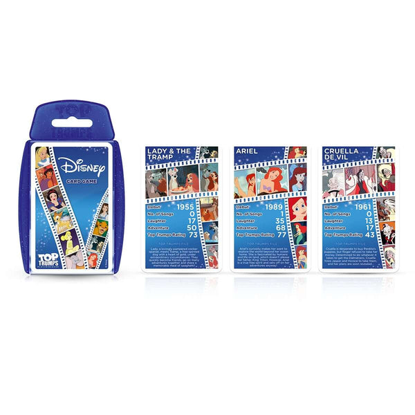 Disney Classics Top Trumps - Top Trumps USA