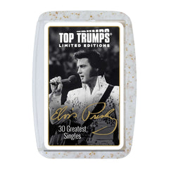 Elvis Presley: 30 Greatest Singles Top Trumps Card Game
