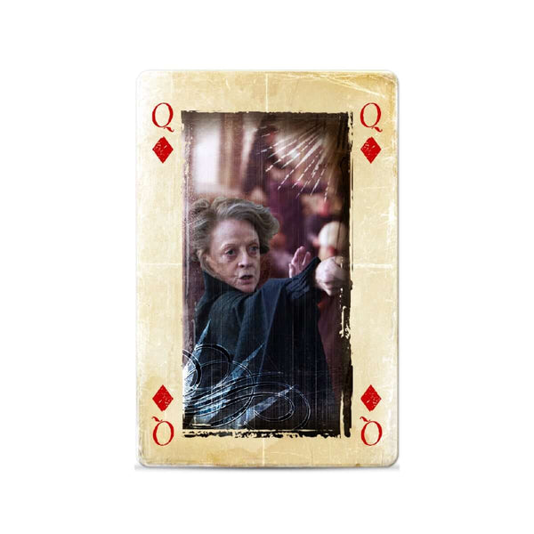 Harry Potter Waddingtons Number 1 Playing Cards - Top Trumps USA
