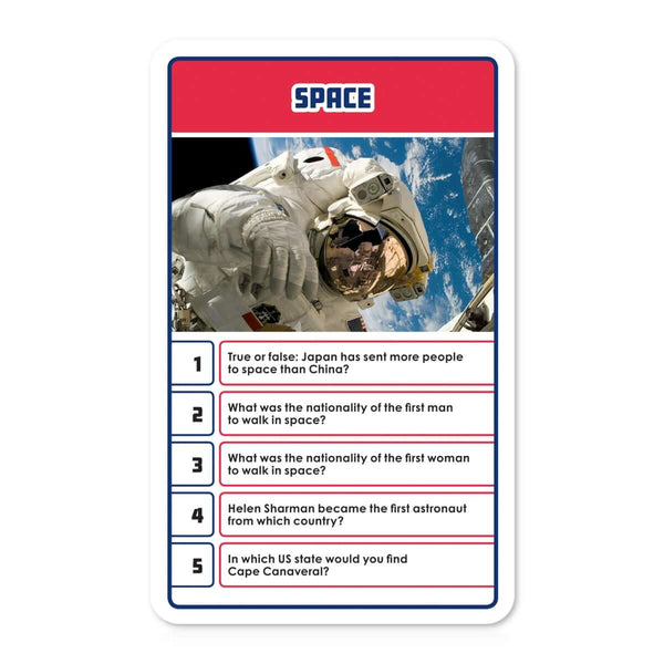 Countries and Flags Top Trumps Quiz Game - Top Trumps USA