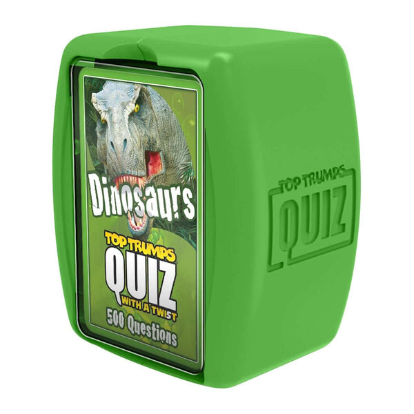 Dinosaurs Top Trumps Quiz Game - Top Trumps USA