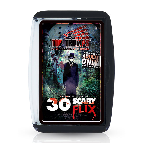 Unofficial Guide to 30 Scary Flix Top Trumps - Top Trumps USA