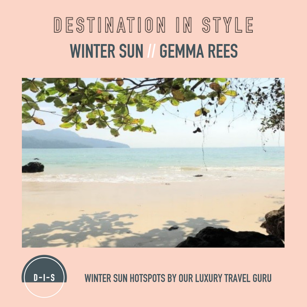 Destination - Winter Sun with Gemma Rees