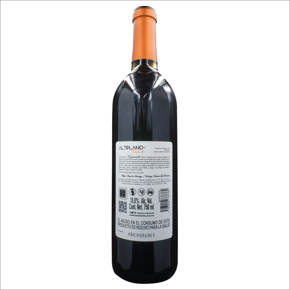 Altiplano Tempranillo 750 ml