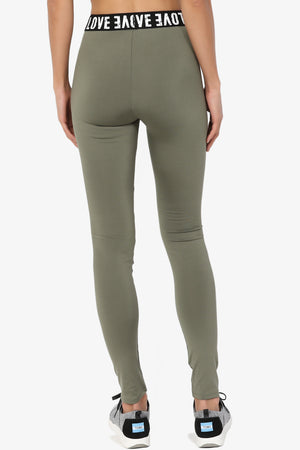 Venture LOVE Workout Leggings - TheMogan