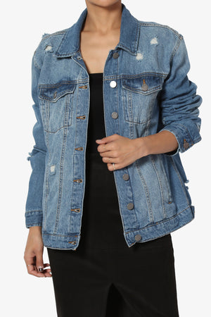 Dominicaa Oversized Denim Jacket