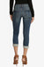 Emberleigh Washed Crop Jeans - TheMogan