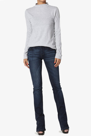 Lottie Slim Fit Dark Bootcut Jeans - TheMogan