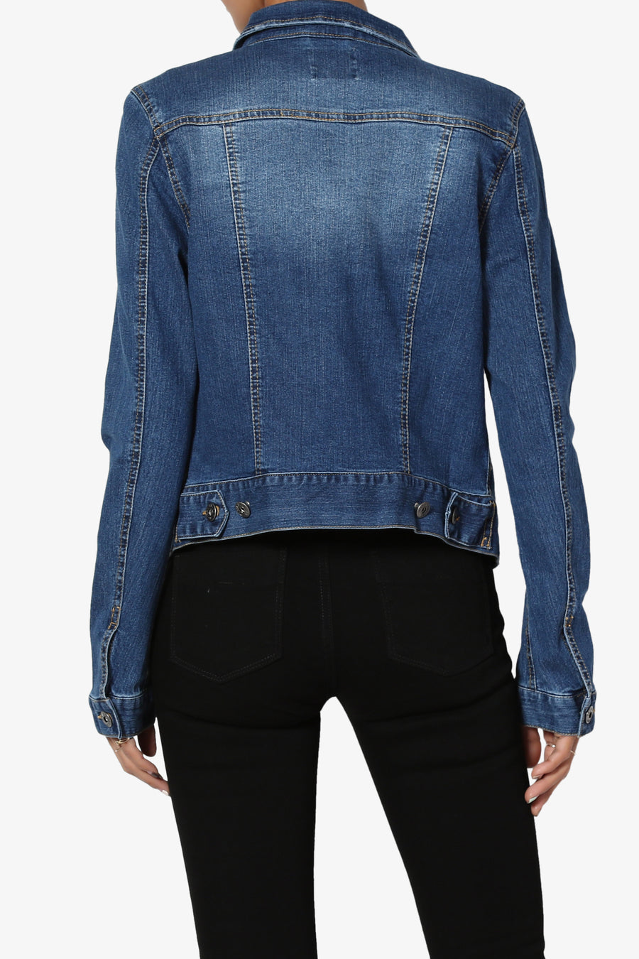 Plim Lightweight Slim Denim Jacket - TheMogan