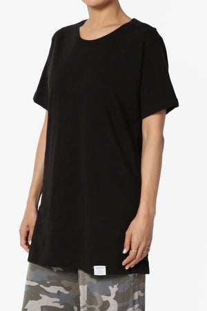 Tabasa Boyfriend Short Sleeve Tee - TheMogan