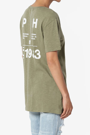 Harlee PH 1983 Short Sleeve Tee - TheMogan