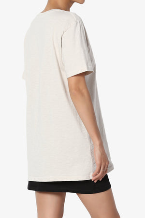 Hannel PHLA Pocket Short Sleeve Tee - TheMogan