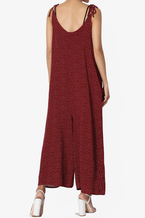 Ramsaye Easy fit Wide Leg Jumpsuit - TheMogan