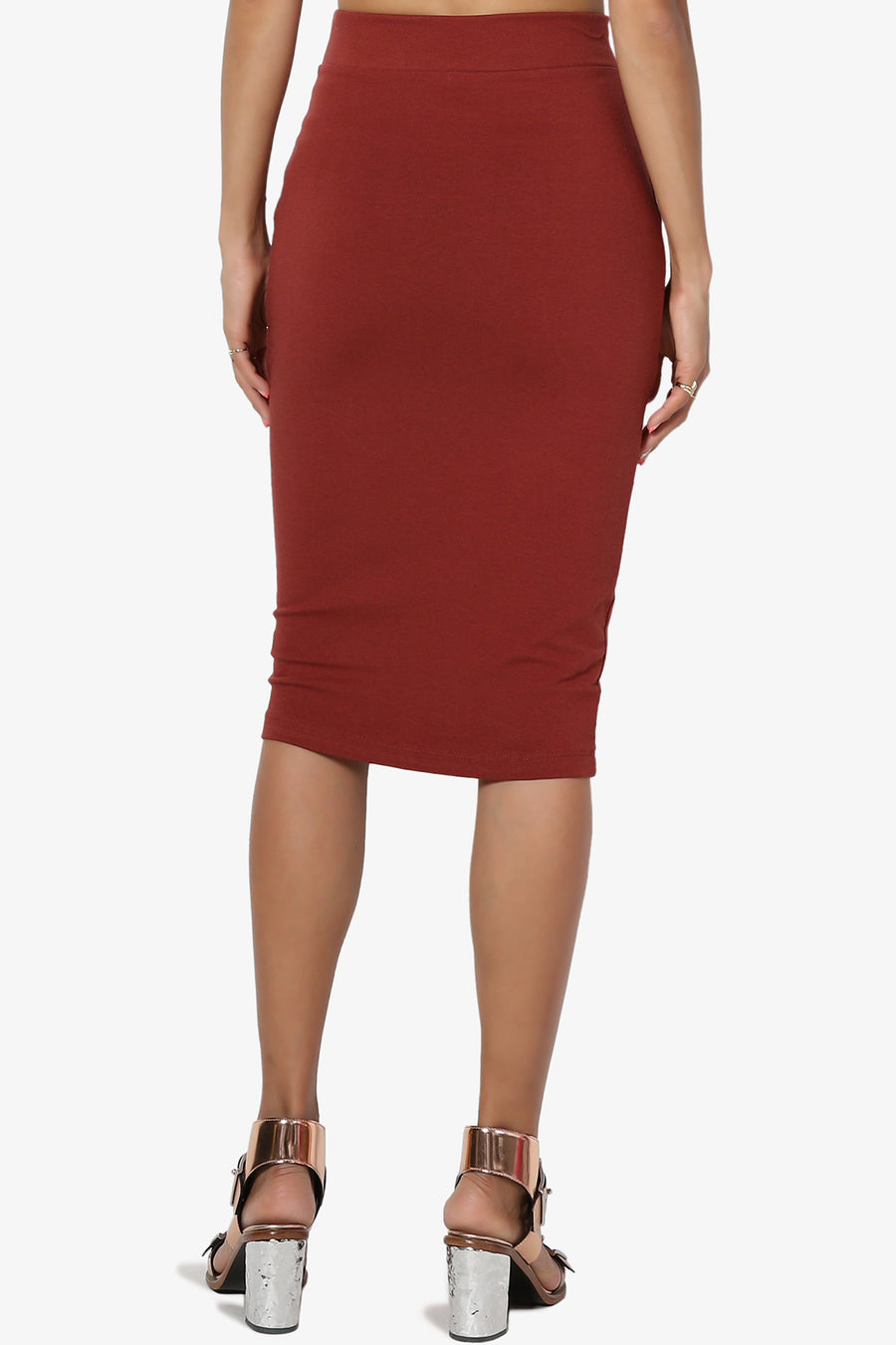 Karan Cotton Midi Skirt ADD COLOR