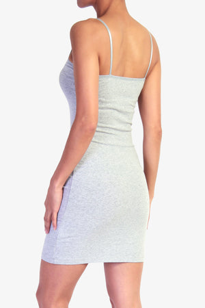 Samara Cotton Slip Cami Dress - TheMogan