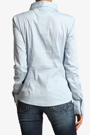 Brett Long Sleeve Woven Shirts - TheMogan