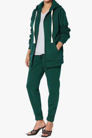 Accie Fleece Jacket & Jogger Set