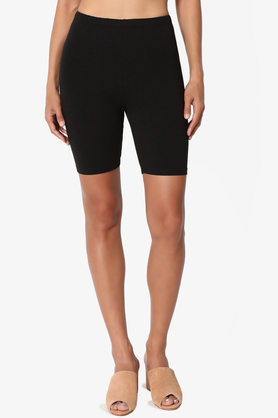 Kite Cotton Biker Short Leggings - TheMogan