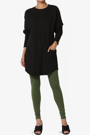 Thalia Cotton Jersey Ankle Leggings PLUS