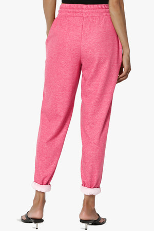Catcher Melange Fleece Jogger Pants PLUS