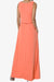 Irenee Blouson Tank Maxi Dress PLUS - TheMogan