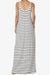 Adilette Stripe Cami Maxi Dress More Colors - TheMogan