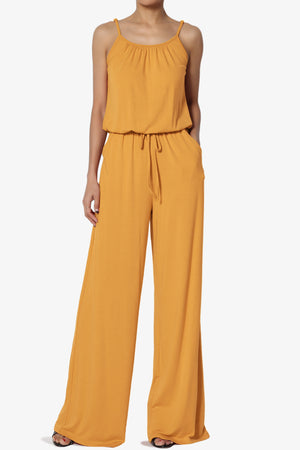 Daelynn Strappy Wide Leg Jumpsuit More Colors - TheMogan