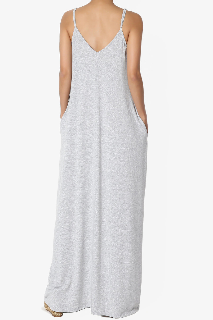 Venus Pocket Cami Maxi Dress ADD COLOR