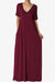 Vina Pocket Oversized Maxi Dress - TheMogan