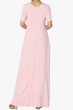 Vina Pocket Oversized Maxi Dress