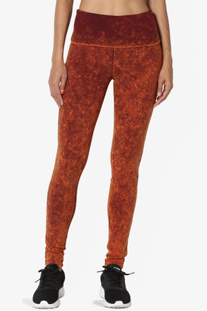 Jessy Mineral Wash Skinny Sweat Pants