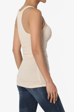 Roxie Racerback Ribbed Tank Top PLUS MORE COLORS