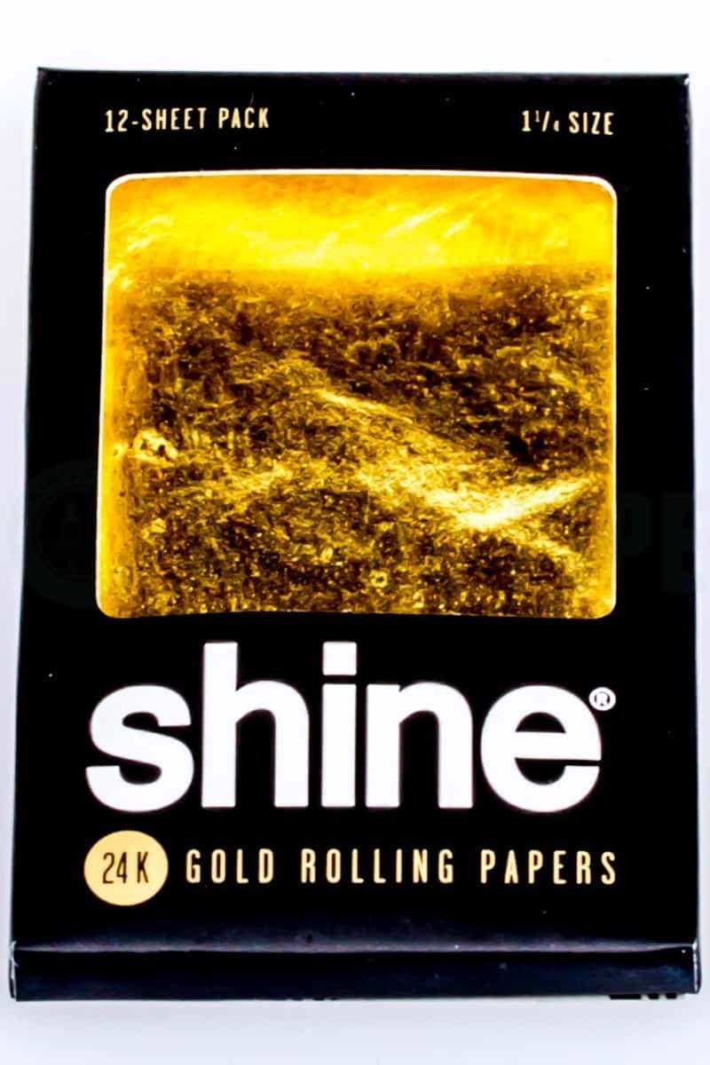 Shine 12 Sheet Gold, 1 1/4