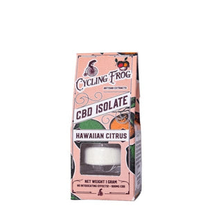 CYCLING FROGS CBD ISOLATE