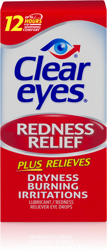 CLEAR EYES REDNESS RELIEF