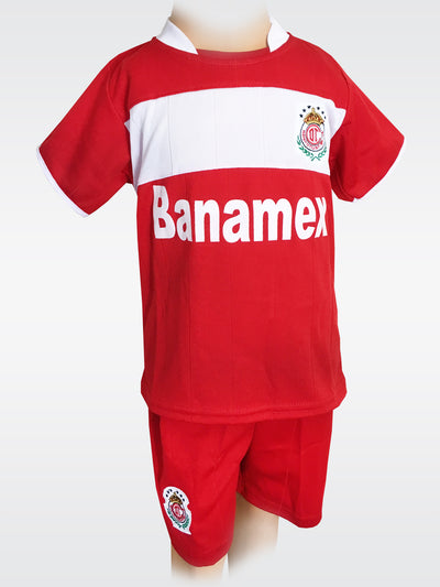 Toluca Sports Set for Children (2 pieces) - 2016/2017
