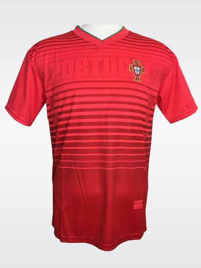 Playera Deportiva Portugal