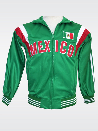 Bluette's Mexico Jacket - 2016/2017