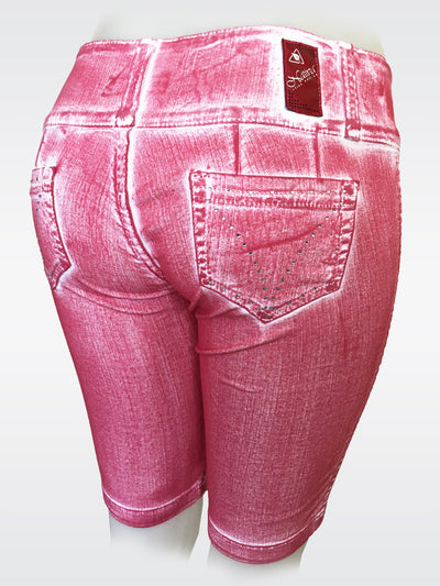 Giobell's Bermuda Short - Pink Fashion