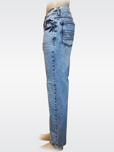 Stone's Straight Jeans - Classic