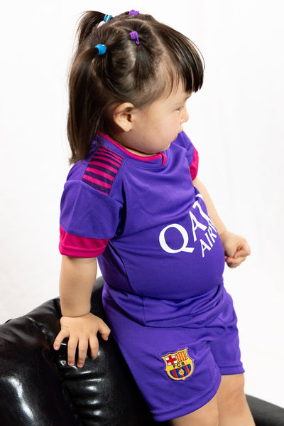 Barcelona Sports Set for Children (2 pieces) - 2016/2017