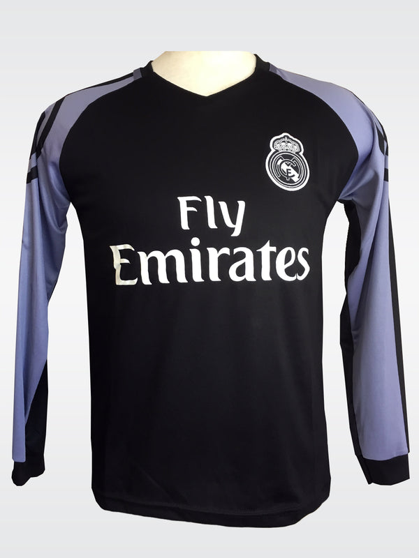 the latest 2bd05 6e7cc Real Madrid Football Jersey - 2016/2017