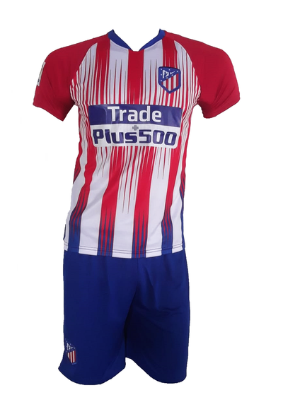 Atletico Madrid Sports Set (3 pieces) - 2018/2019