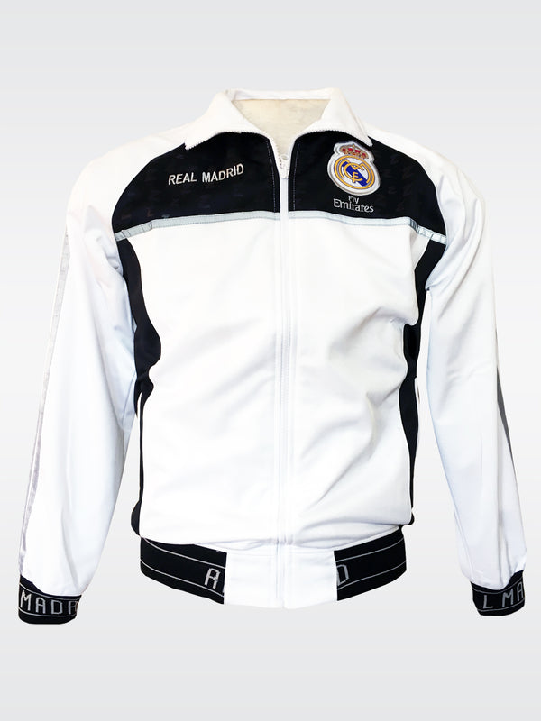 brand new 93328 445a7 Bluette's Real Madrid Jacket - 2016/2017