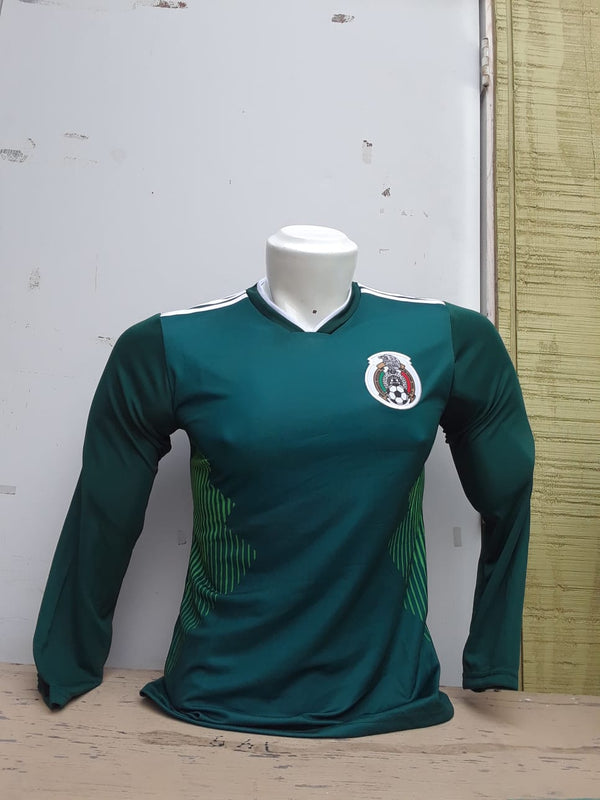 save off 7b648 5191c Mexico Football Jersey - 2018