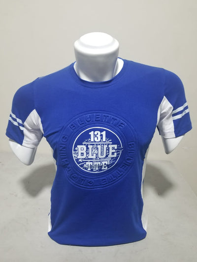 Bluette's Men Collection -131 BLUE  Shirt