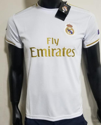 CAMISETA M/CORTA REAL  MADRID 2020