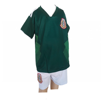 Mexico Sports Set for Children (2 pieces) - 2018/2019