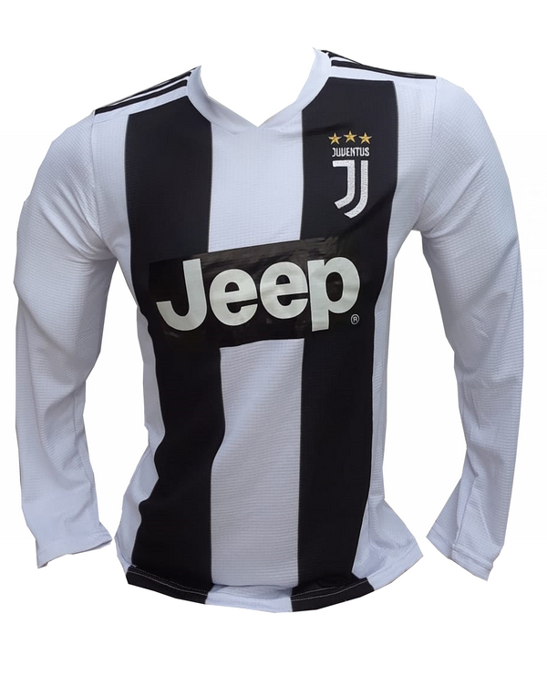 new concept 934ad 4fdde Juventus Football Jersey - 2018