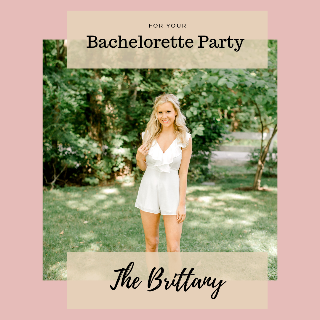 All the Bridal Dresses You Never Knew You Needed with Eternal Ivory - Bachelorette Party